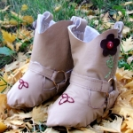 Baby Cowboy Boots Pattern & Tutorial