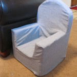 How to Recover a Kid's Foam Chair