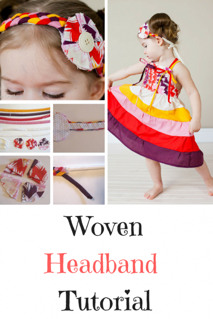 Woven Headband for Girls