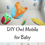 Owl Baby Mobile Tutorial