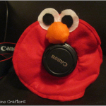 Elmo Shutter Buddy Tutorial