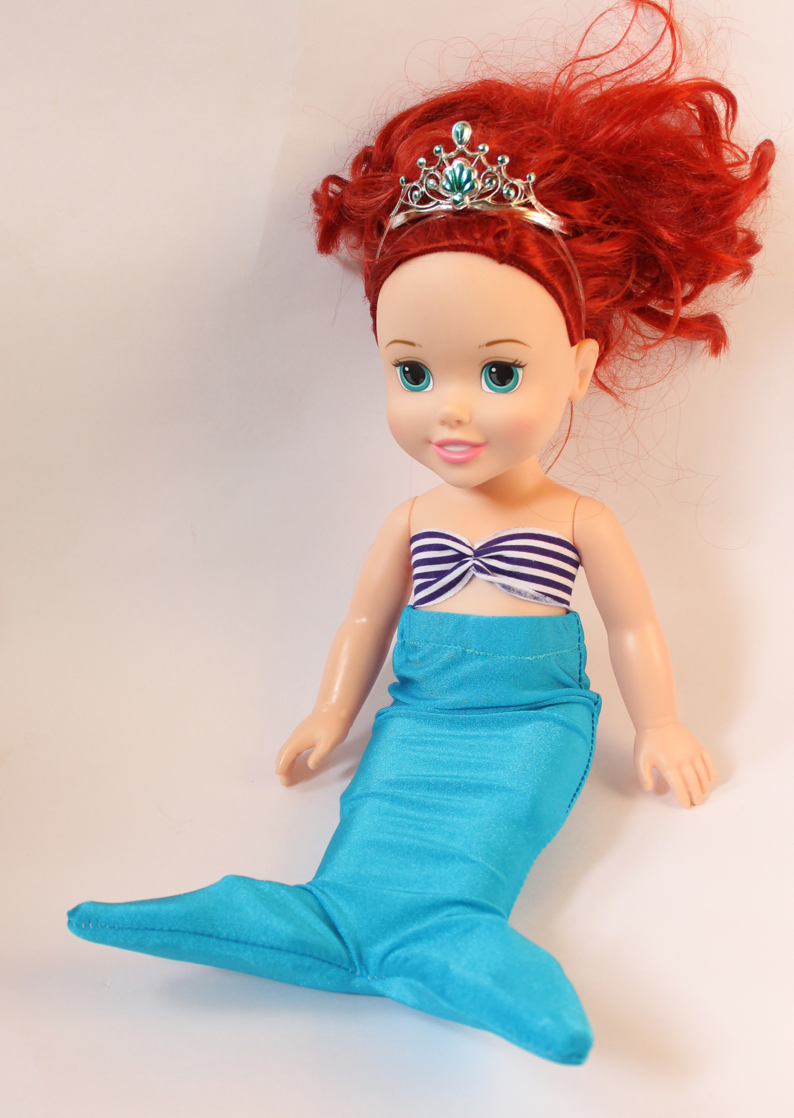Doll Mermaid Tail Free Pattern Peek A Boo Pages