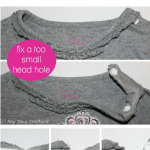 Tutorial: Fix a Too Small Head Hole
