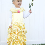 Belle Inspired Dress-Up Free Pattern