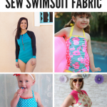 How to Sew on Swimsuit Fabric & Linings: Sew Along Day 2