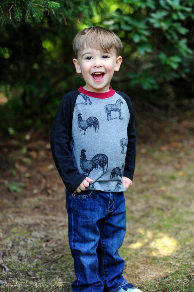 How To Upcycle Mens Shirts Into Boy Shirts Peek A Boo
