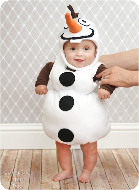 Olaf inspired costume tutorial peek a boo pages patterns fabric olaf inspired costume tutorial peek a boo pages patterns fabric more solutioingenieria Images
