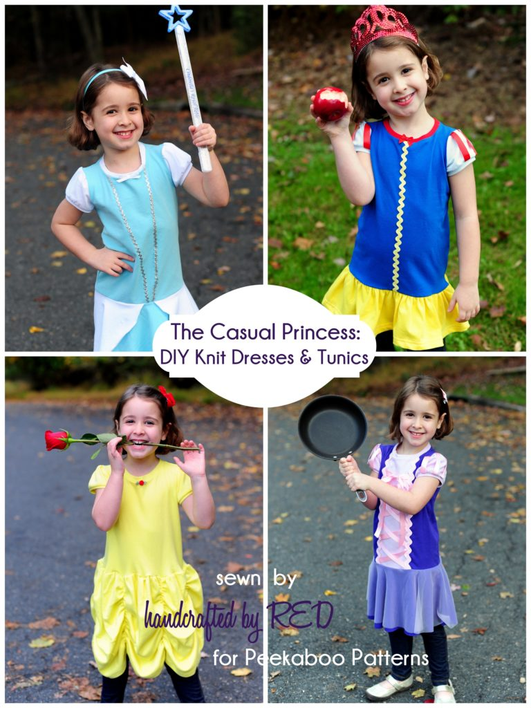Last Minute Costume Alert Casual Knit Princess Inspired