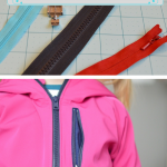 Sewing Zippers 101 – Back to Sewing Basics