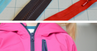 Sewing Zippers