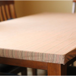 Stay-Put Tablecloth Tutorial