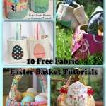 Easter Basket Collage