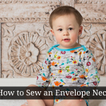 How to Sew an Envelope Neck