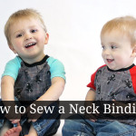 How to Sew a Neck Binding Video Tutorial
