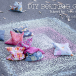 DIY Bean Bag Games