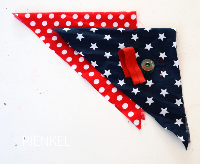 Reversible Bandana Tutorial 11