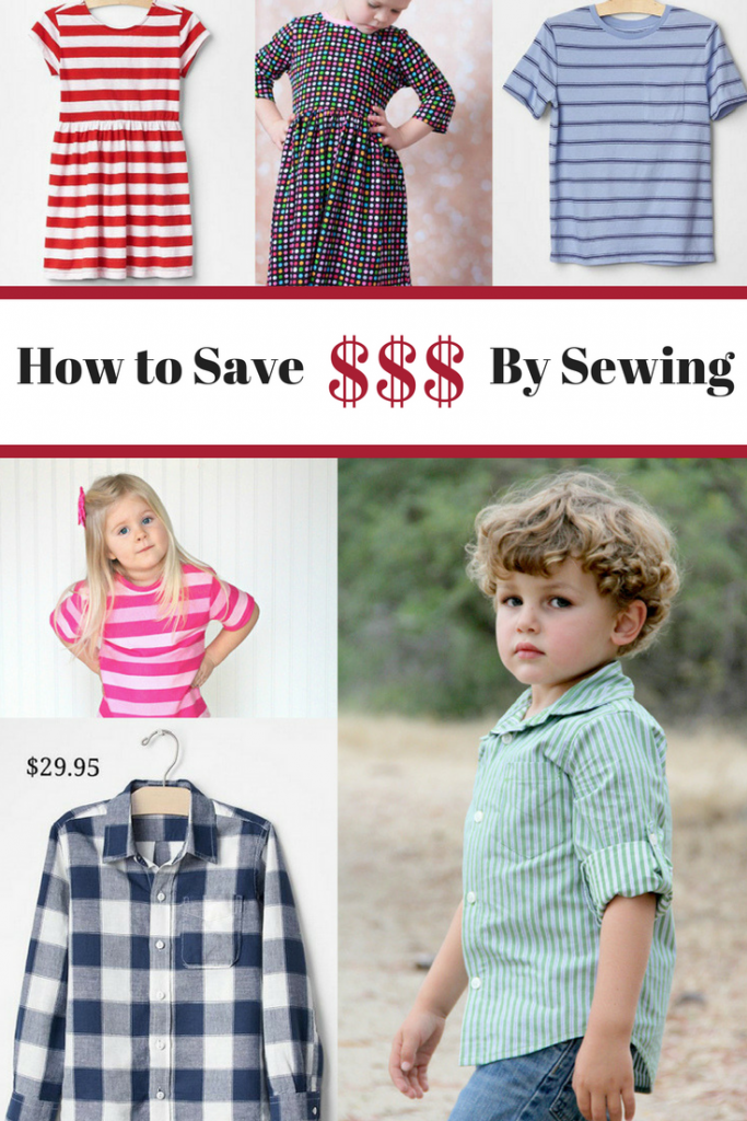 How Sewing Can Save You Money
