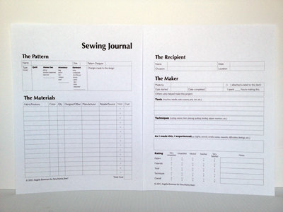 SewingJournalPages