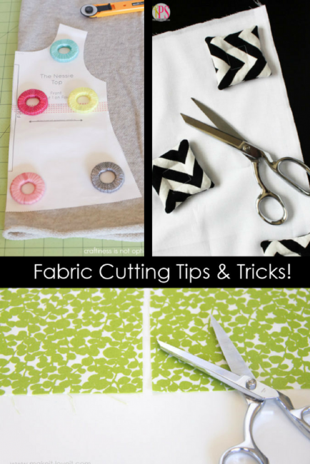 Fabric Cutting Tips and Tricks