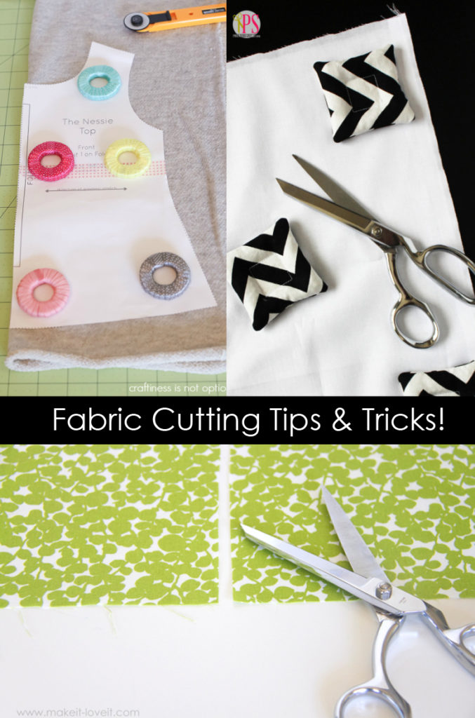 fabric cutting tips