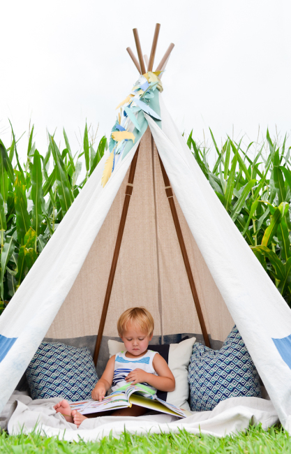 10 DIY Outdoor Fabric Projects - Peek-a-Boo Pages ...
