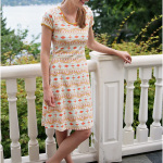 Southwest Dress and Top Sewing Pattern for Women!