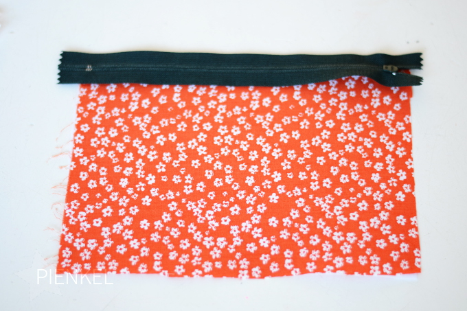 Zipper Pouch Tutorial by Pienkel 10