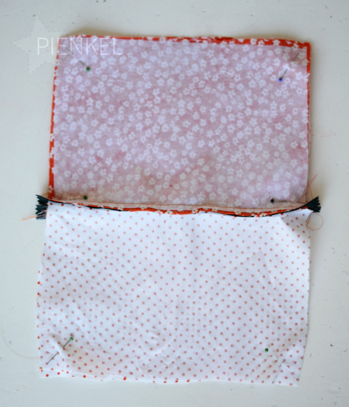 Zipper Pouch Tutorial by Pienkel 6