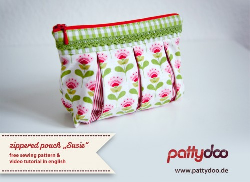 12 Free Pencil Case Tutorials for Back to School - Peek-a-Boo Pages ...
