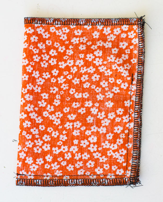 Drawstring bag tutorial - Pienkel for Peek-a-Boo Pages