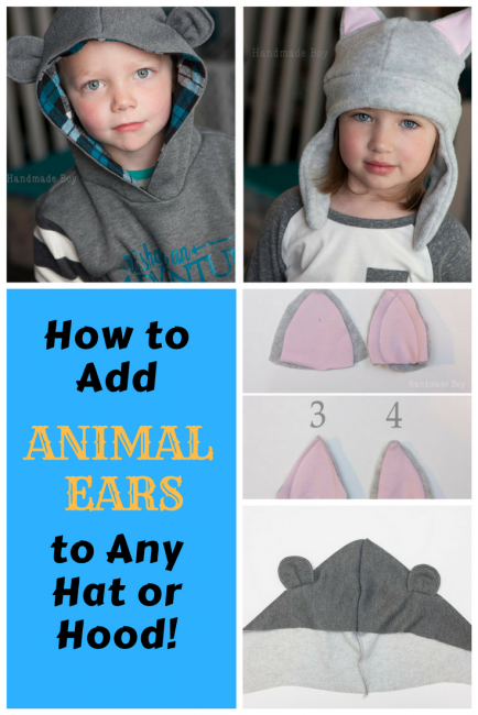How to Add Animal Ears