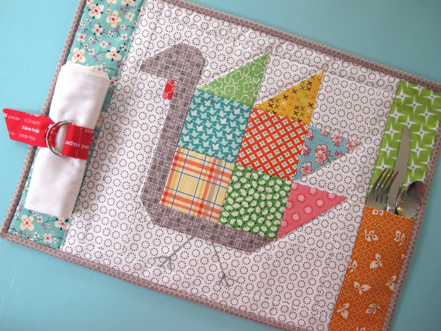 8 Diy Placemats For Thanksgiving Peek A Boo Pages