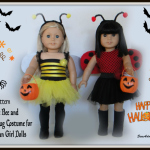 10 Free Doll Costume Tutorials