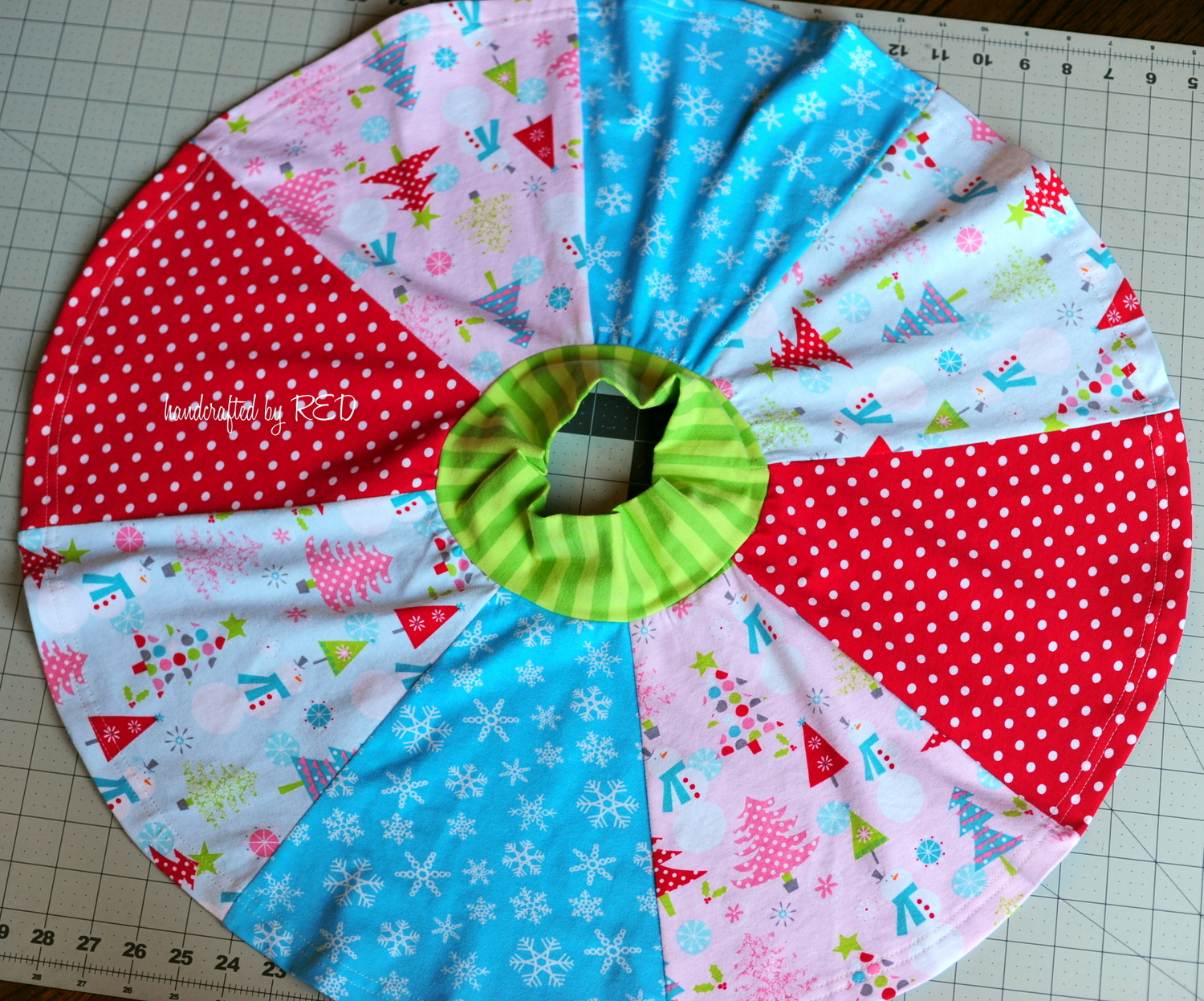 Sew a paneled circle skirt for your girl and her doll too sew a paneled circle skirt for your girl and her doll too peek a boo pages sew something special bankloansurffo Image collections