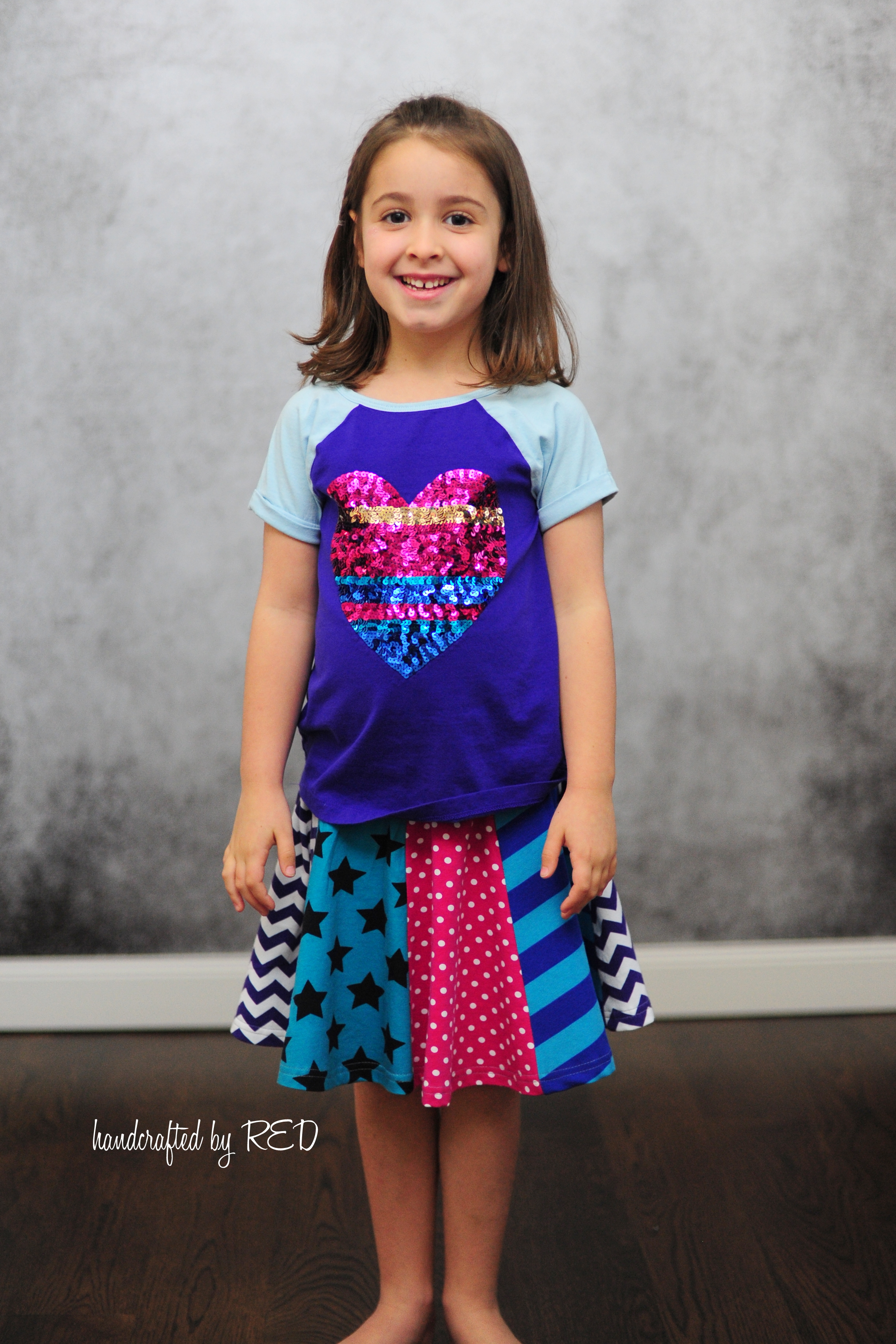 Sew a paneled circle skirt for your girl and her doll too sew a paneled circle skirt for your girl and her doll too bankloansurffo Image collections