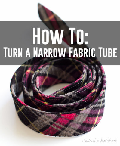 how-to-turn-a-fabric-tube