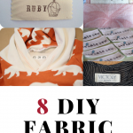 8 Ways to Make Your Own Fabric Labels
