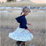 Tatum Twirl Dress sewing pattern release!