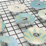 DIY Resin Washer Pattern Weights