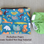 Seam Sealed Wetbag Tutorial