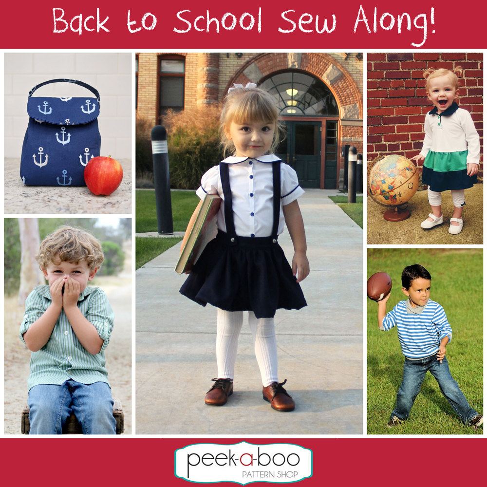 back to school sew along