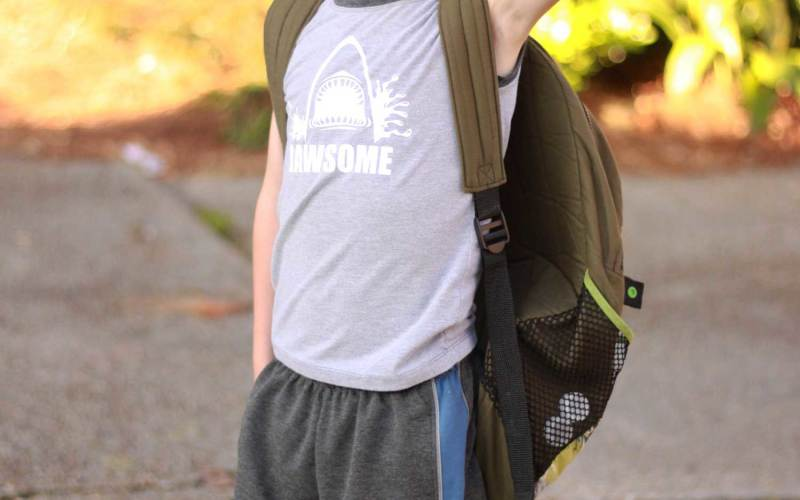 Warm Weather Back to School Staples