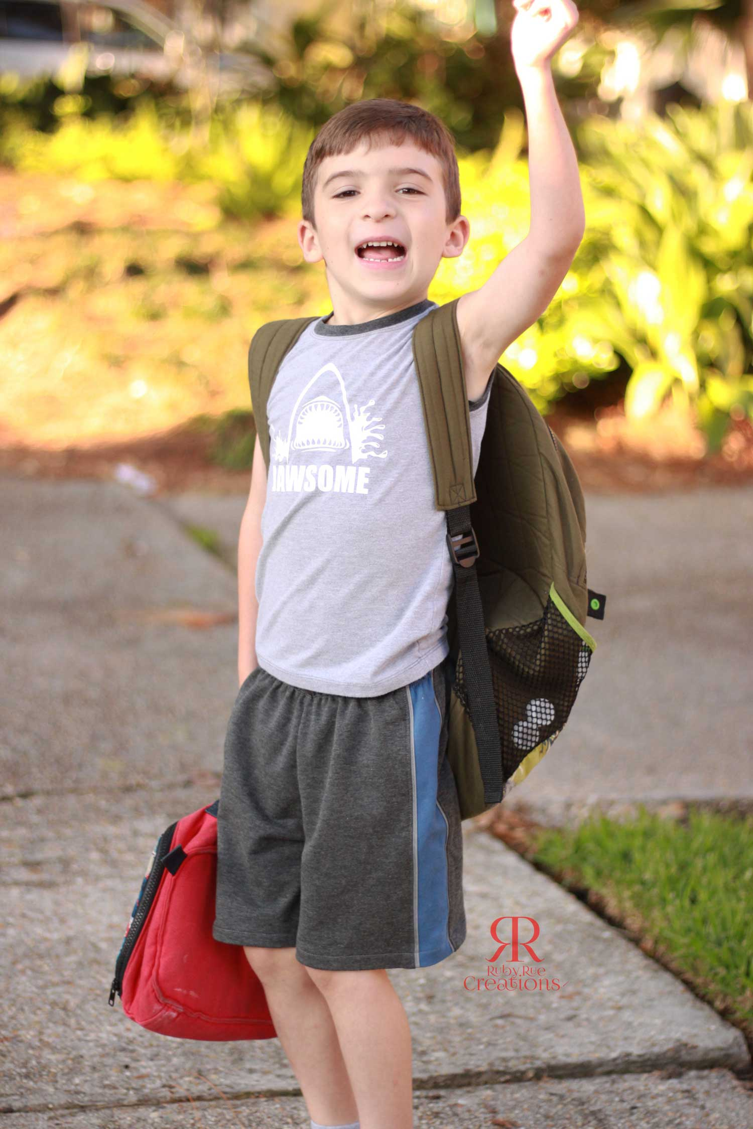Warm Weather Back To School Staples Peek A Boo Pages