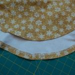 Hemming Woven and Knit Circle Skirts