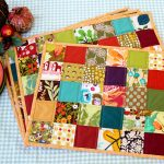 Quilted Placemat Tutorial