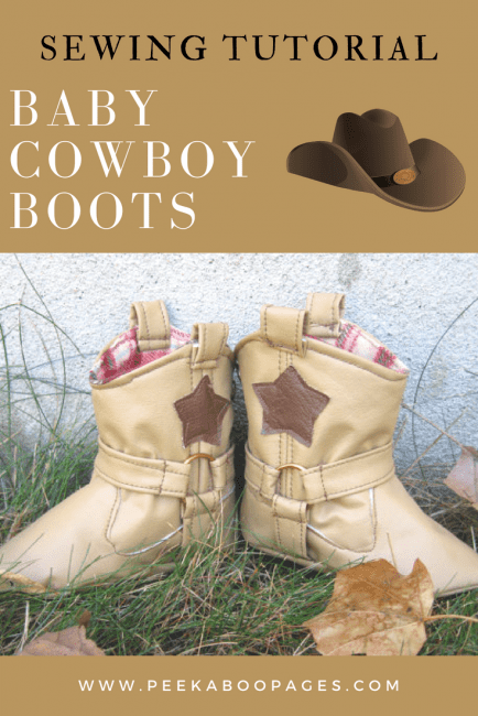 DIY Cowboy Boots Tutorial