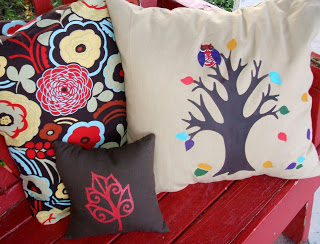 Paint Poppin Pillows Peek A Boo Pages Patterns