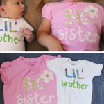 Big Sister & Big Brother Tees