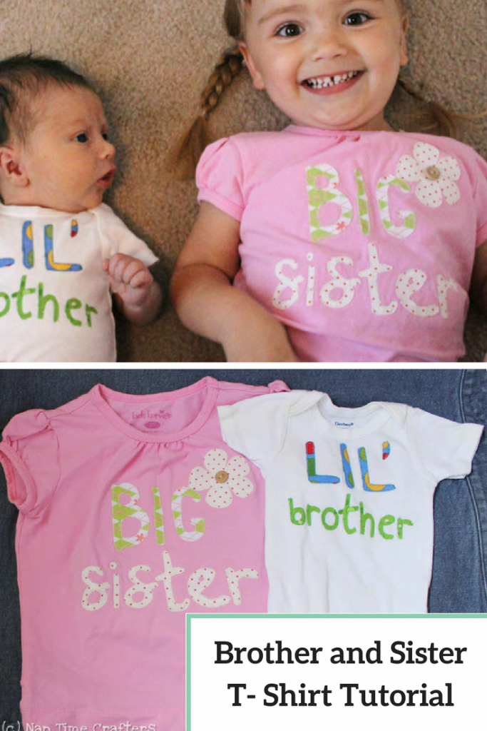 Brother and Sister Tee Shirts