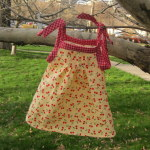 Pleated Baby Dress Tutorial & Free Pattern